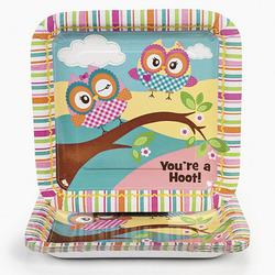Owl & Birds