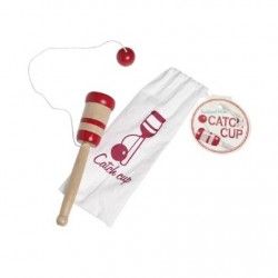 Wooden Catch Cup Game