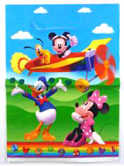 Mickey's Clubhouse Loot Bags