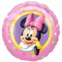 Minnie Mouse Foil Character Balloon