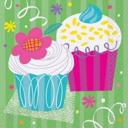 Cupcake Napkins