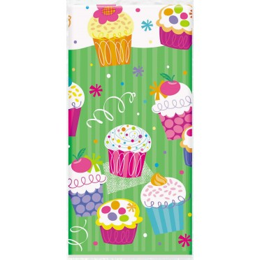 Cupcake Tablecover