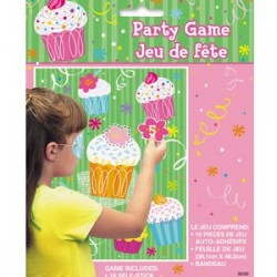 Game Cupcake Party