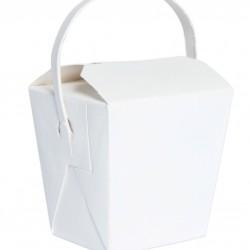 Noodle Boxes White