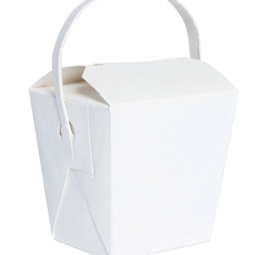 Noodle Boxes White