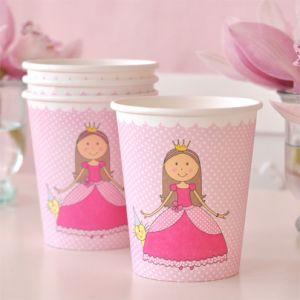 Pretty Princess Cups