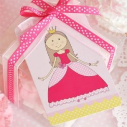 Pretty Princess Gift Tags
