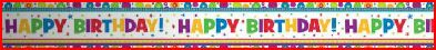 Rainbow Party! Banner