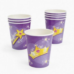 Crown Princess Cups
