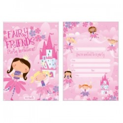 Fairy Friend Invitation Pad