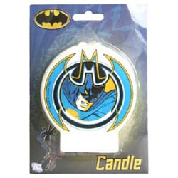 Batman Candle