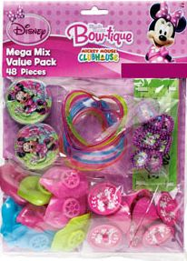 Minnie Mouse Favour Value Pack