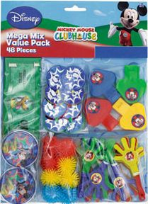 Mickey Mouse Favour Value Pack