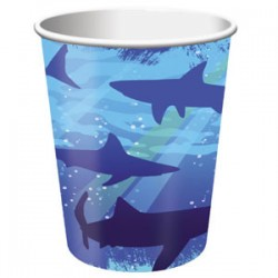 Shark Splash Cups