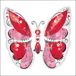 Butterfly Supershape Balloon