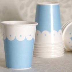 Lacey Blue Cup