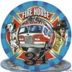 Fire House Plates
