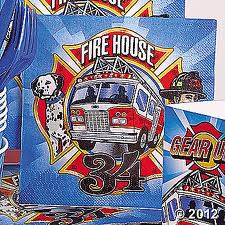 Fire House Napkins