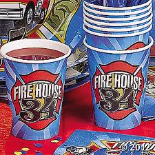 Fire House Cups