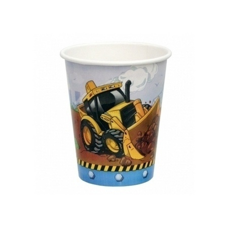 Construction Cups