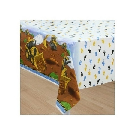 Construction Tablecover