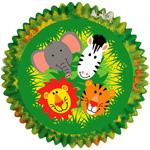 Jungle Cupcake Cases