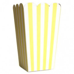 Treat Box Lemon Stripe