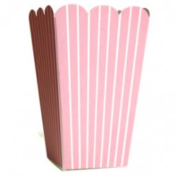 Treat Box Pink Stripe