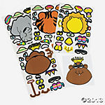 Make Your Own Animal Sticker Sheet