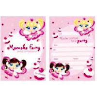 Momoko Fairy Invitation Pad