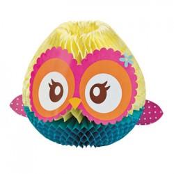 You're  A  Hoot Owl Centerpiece