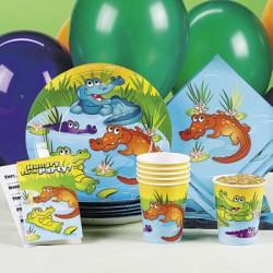 Crocodile Invitations & Envelopes