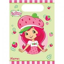 Strawberry Shortcake Loot Bags