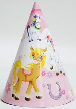 Pretty Pony Hats