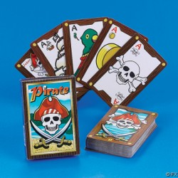 Game Pirate Playing Cards
