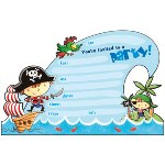 Buccaneer Invitations & Envelopes