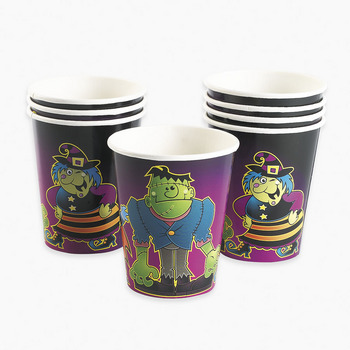 Boo Bunch Cups