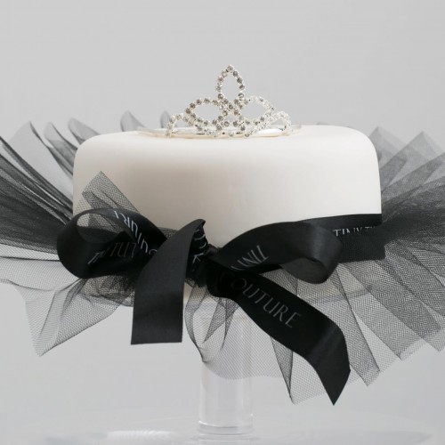 Cake Tutu Black