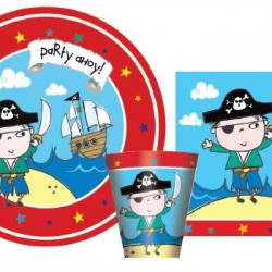 Party Pack Pirate Ahoy