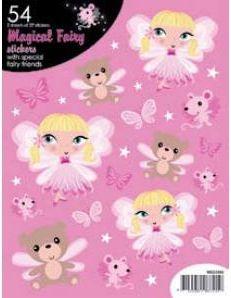 Momoko Fairy Sticker Sheets