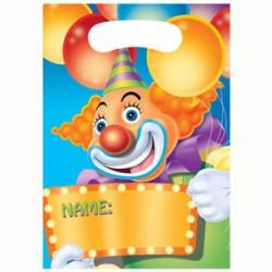 Circus Loot Bags