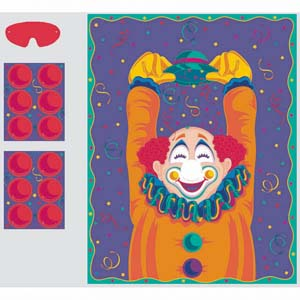 Game Clown Party