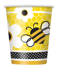 Busy Bee Cups