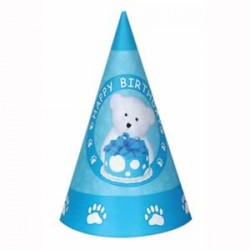 Boyd's Bear 1st Birthday Boy Hats