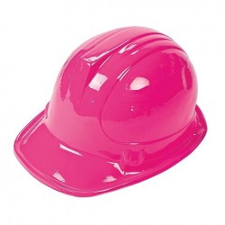 Construction Pink Girls Hat