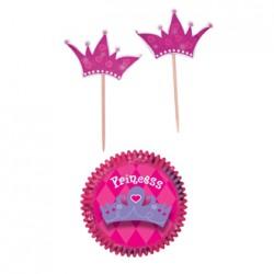 Princess Diva Cupcake Combo Pack