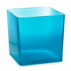 Acrylic Candy Jar Blue