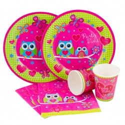 Party Pack Pretty Owl