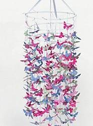 Butterfly Paper Chandelier
