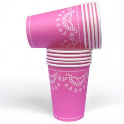 Candy Pink Cups